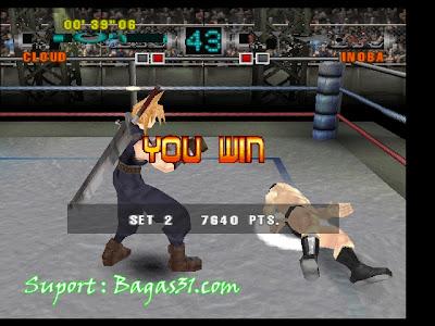 Game Ehrgiez Fighter 4