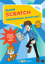 Super Scratch Programming Adventure comic book