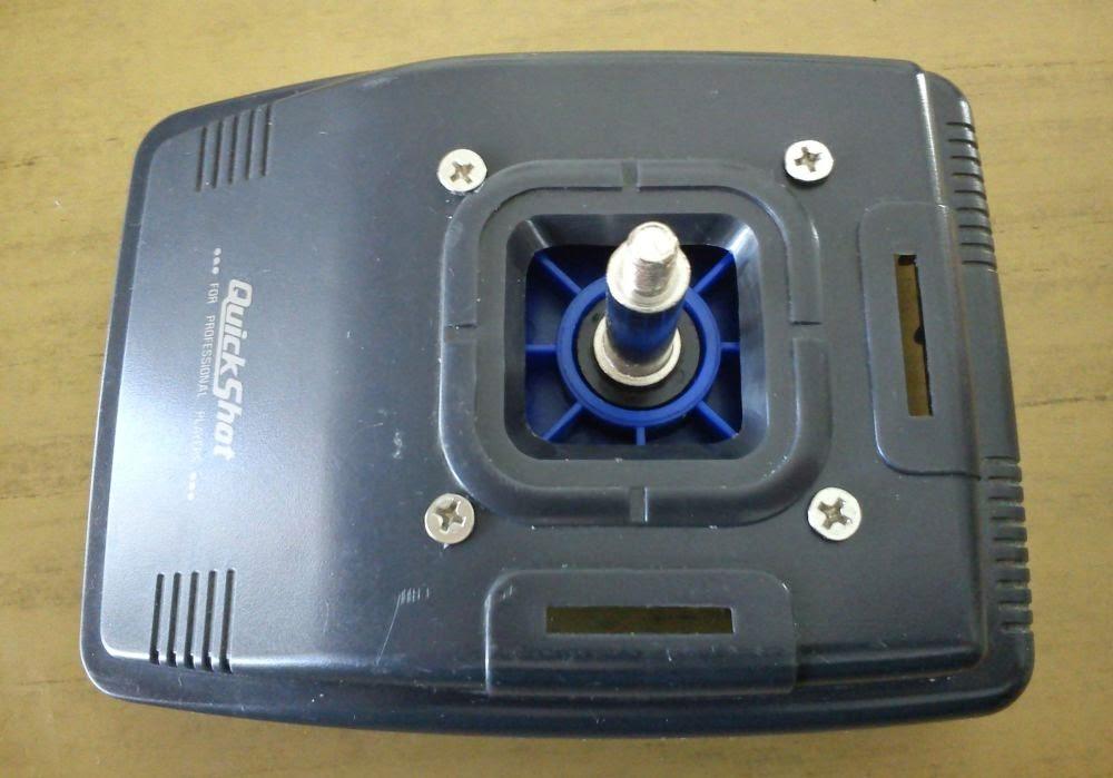 joystick Sidewinder con palanca arcade