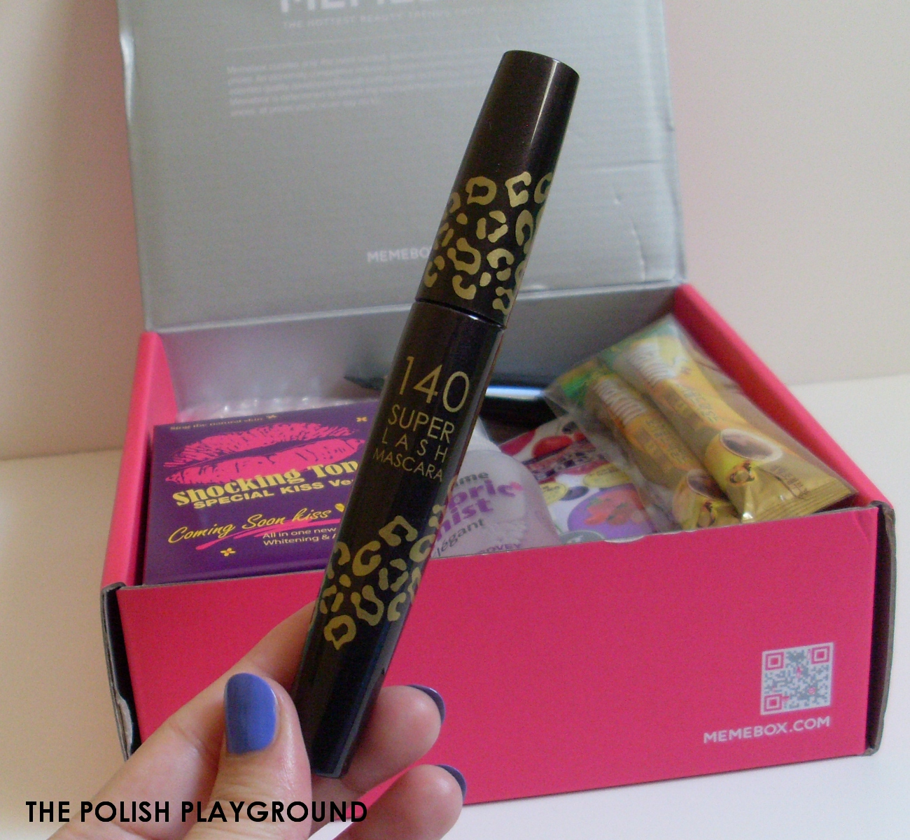 Memebox Office Essentials Unboxing - Hope Girl 140 Super Lash Mascara