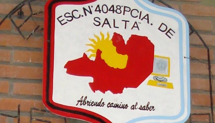 """Escuela Nº 4048 """"PROVINCIA DE SALTA"""""""