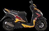 Yamaha Xeon RC Dazzling black
