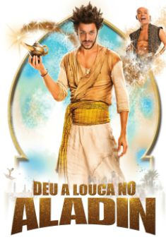 Deu a Louca no Aladin Torrent - BluRay 720p/1080p Dual Áudio