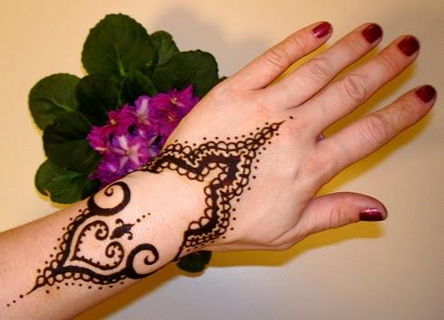Mehndi Drawings Simple Designs : Eid mehndi designs for hand easy to draw simple b g