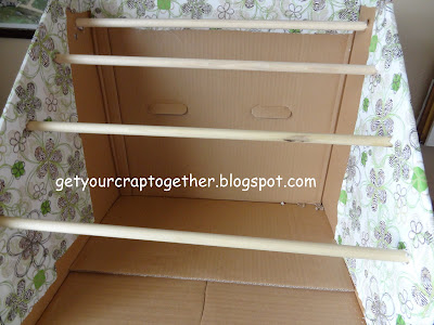 DIY Children's Bookcase by GYCT