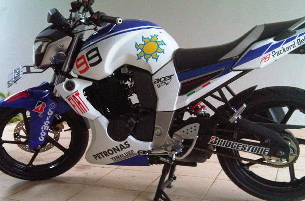 50+ Modifikasi Motor Byson New 2014