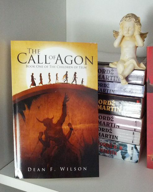 On my shelf The Call of Agon by Dean F. Wilson