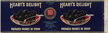 Heart's Delight Prunes