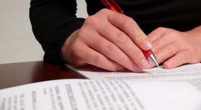 Cómo Redactar Una Carta Judicial