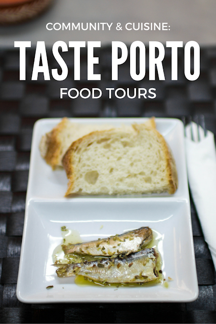 Not your average food tour, Taste Porto Food Tours gives an insider's look into the intimate, community-based narrative of Porto's cuisine.