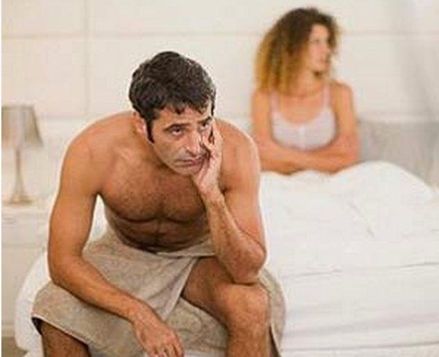 ¿Qué hacer cuando Él amiguito no levanta?
