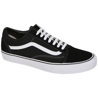 Zapatillas Vans Old Skool - Negro