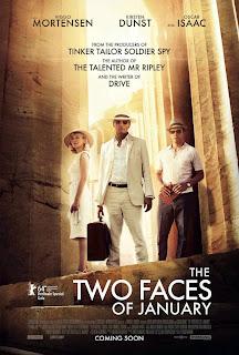 Las dos caras de enero (2014)