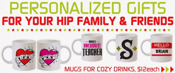 Shop Personalized Mugs