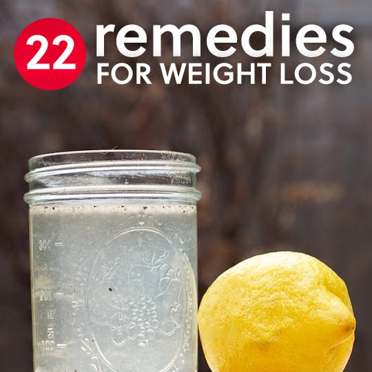22 Top Home Remedies For Weight Loss