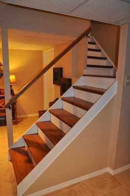 Basement Stairs Pictures - AyanaHouse