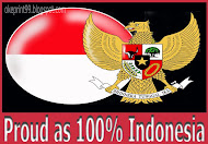 100% Indonesia