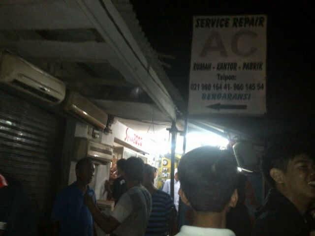 Bengkel AC di Cipayung Meledak, Satu Orang Luka Parah