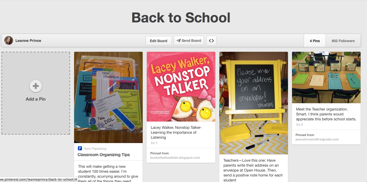 http://www.pinterest.com/leanneprince/back-to-school/