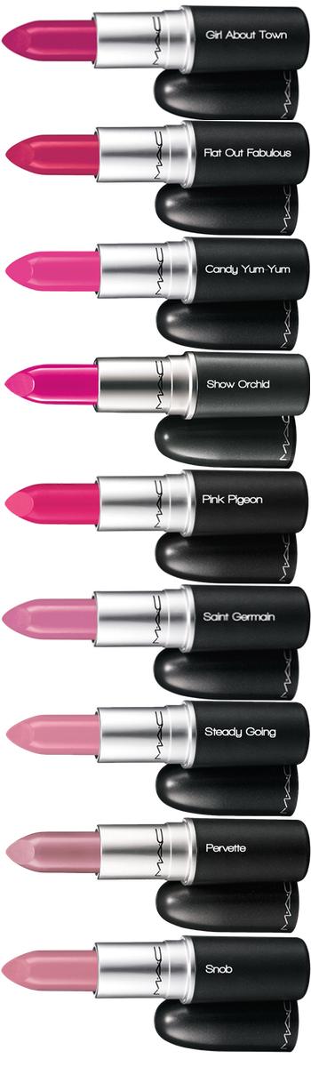 M·A·C  Lipsticks