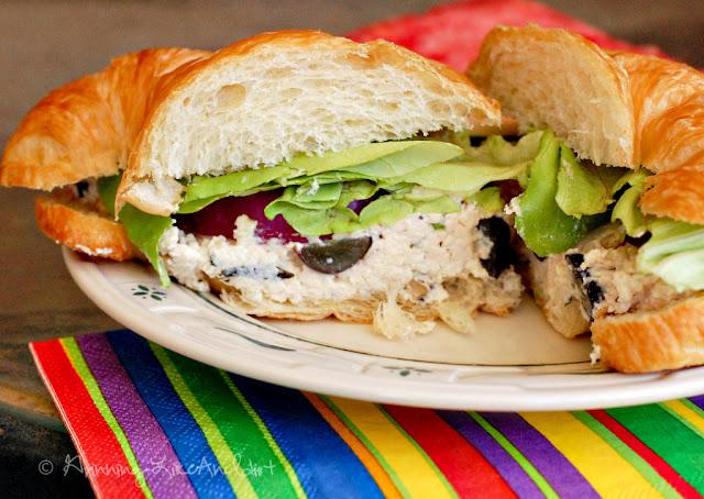 Best Chicken Salad EVER! | Artist Stephanie Weaver
