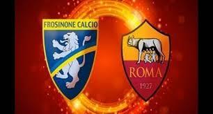 roma vs frosinone