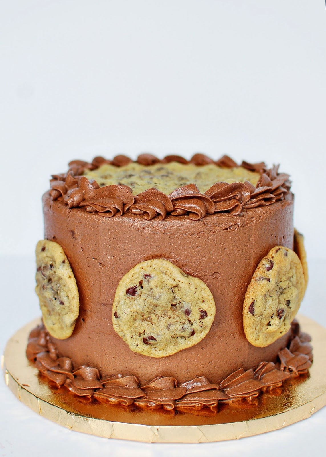 The Apothecakery: Chocolate Chip Cookie Cake