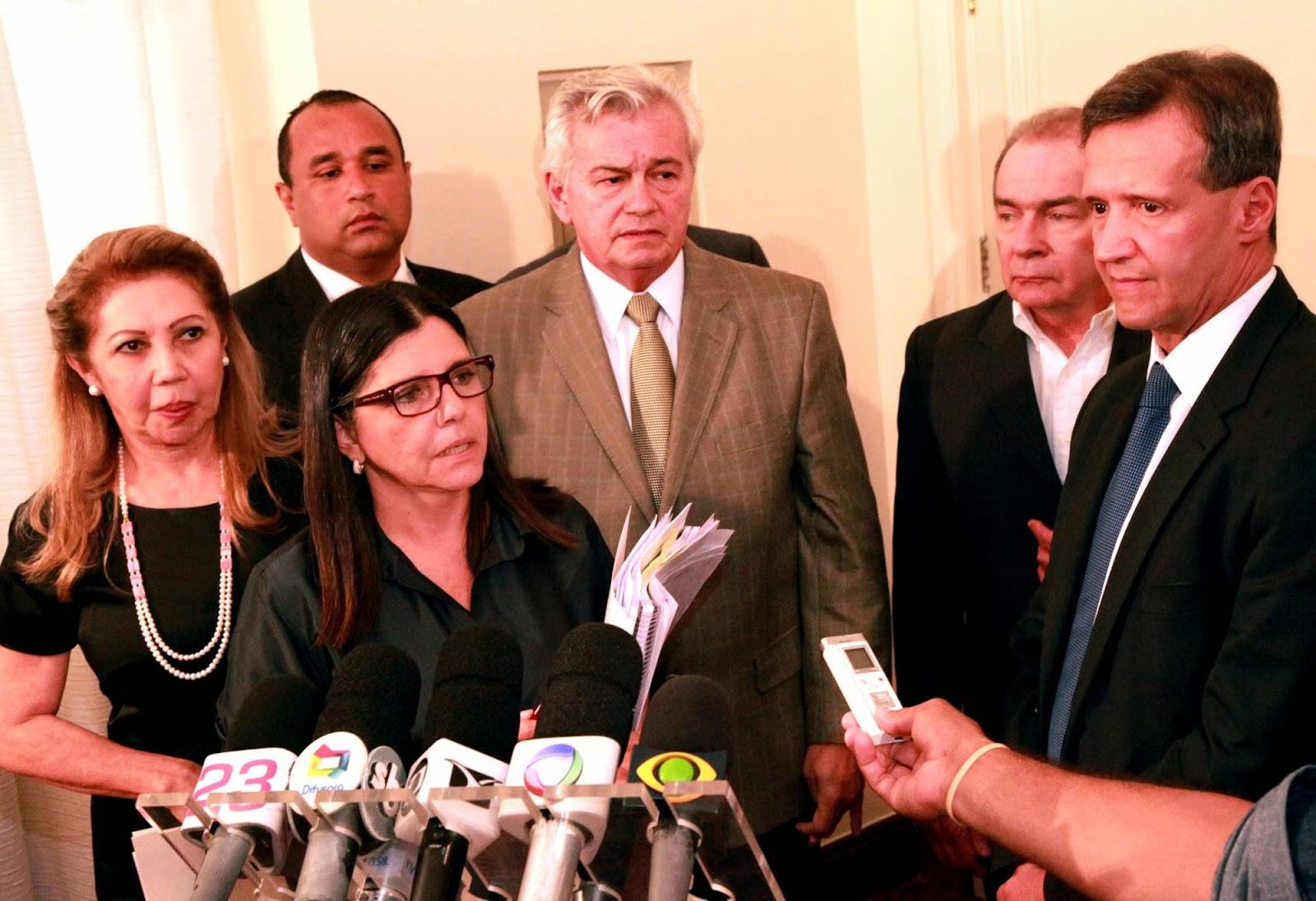 Governadora Roseana e ministro Eduardo Cardozo definem série de medidas para o sistema carcerário no MA