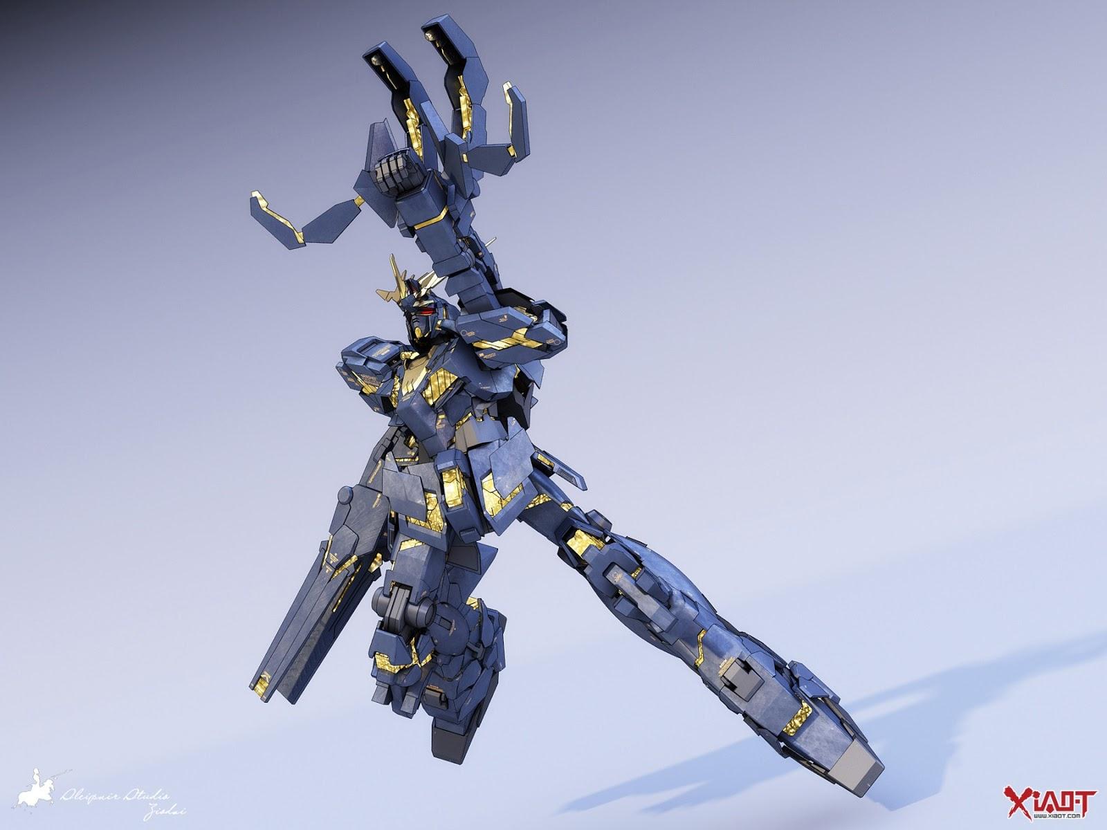 GUNDAM GUY: MG 1/100 Unicorn Gundam 02 Banshee [Anime ...