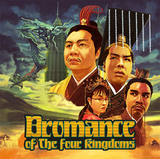 BROMANCE OF THE FOUR KINGDOMS