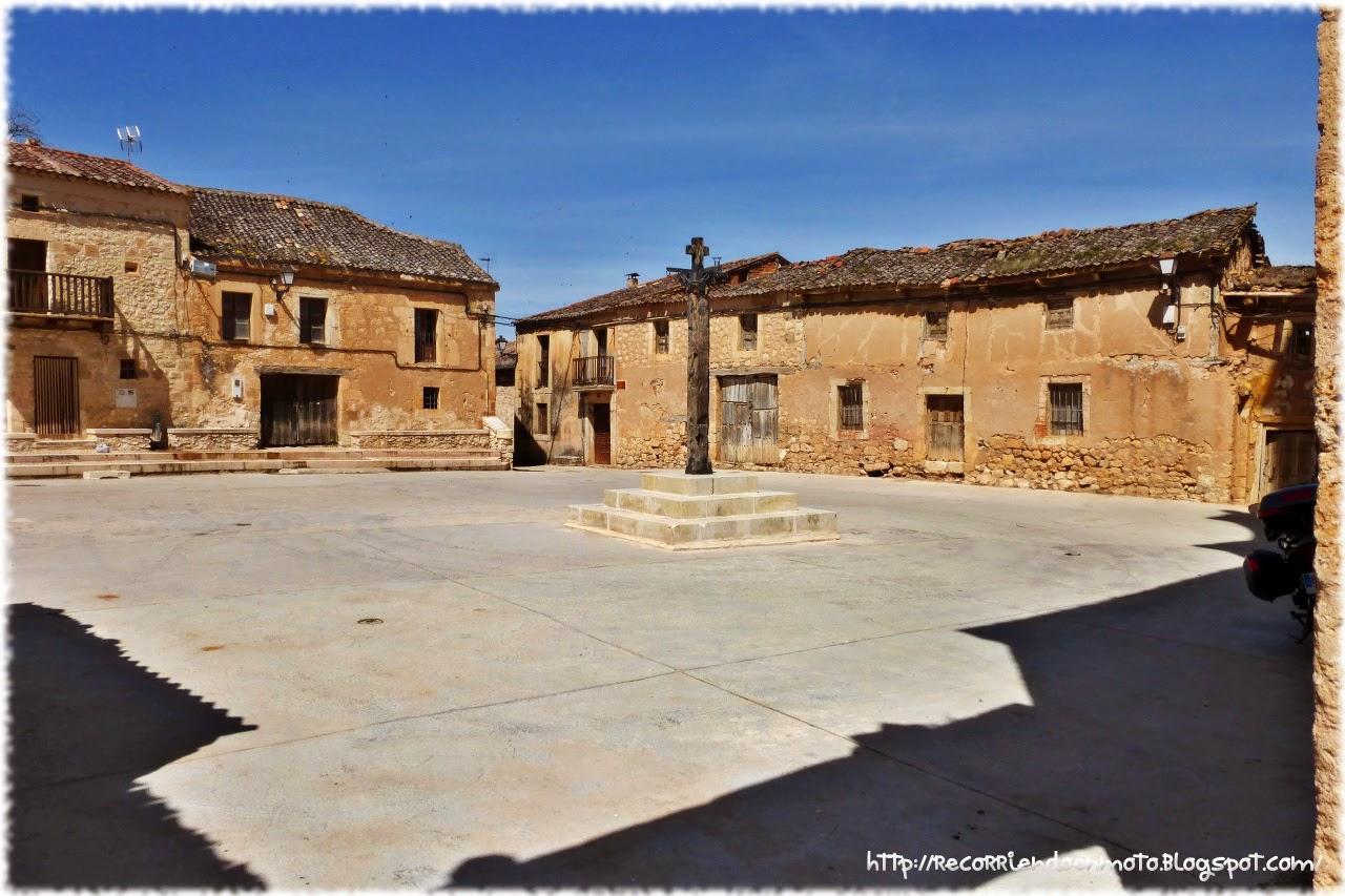 plaza de Maderuelo
