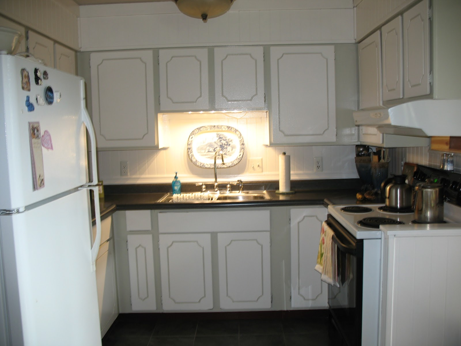 The appealing Before and after kitchen remodels photo