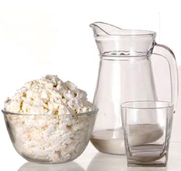 caseina de la leche por:
