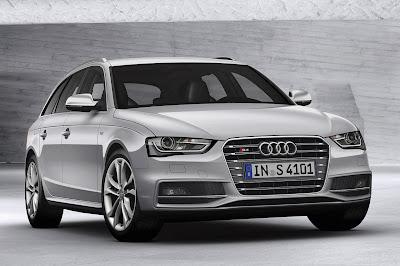 2013 Audi S4 Avant