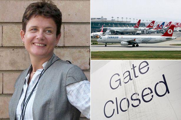 O ex-jornalista da BBC, é encontrada morta no aeroporto de Istambul