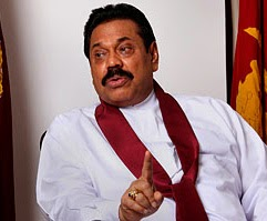 Mahinda informs Bribery Commission to let him know all details they need, until then not to come to meet him: