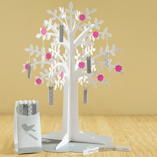 Centerpiece for Baby Shower Wishing Tree 500 x 500
