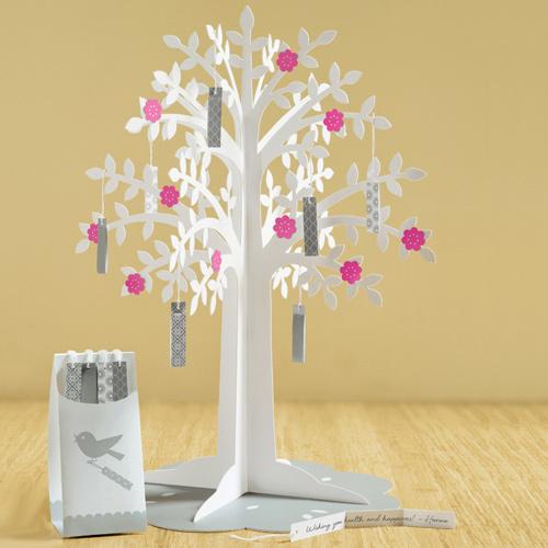 Unxia: Wedding DIY Wishing Tree Kit