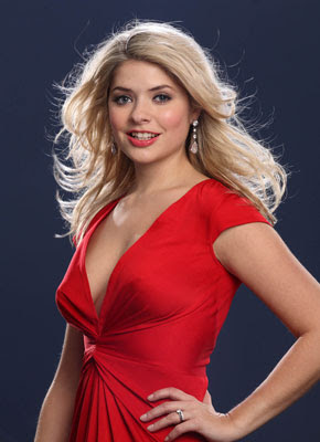 Holly Willoughby vestido fashion