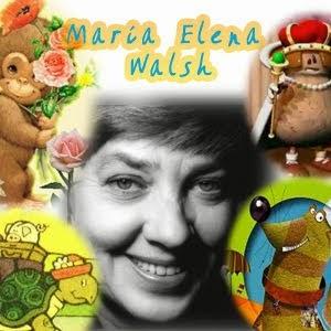 LAS CANCIONES DE MARÍA ELENA WALSH
