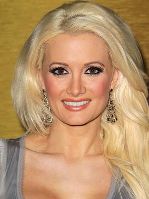 Holly Madison Diamond Chandelier Earrings