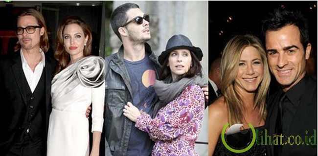 6 Pernikahan Selebritis Hollywood yg paling Dinanti tahun 2013