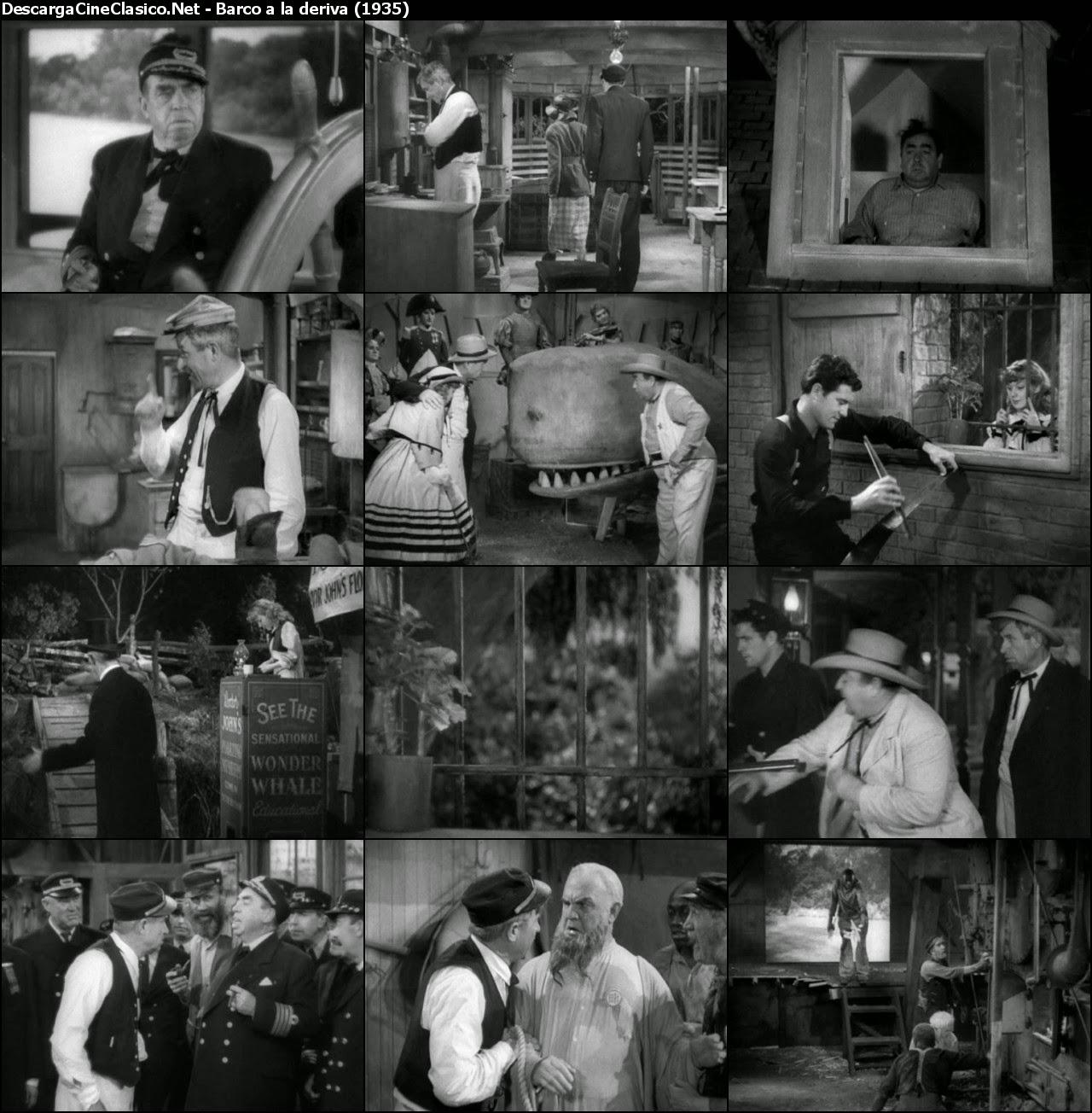 Barco a la deriva (Steamboat Round the Bend – 1935)
