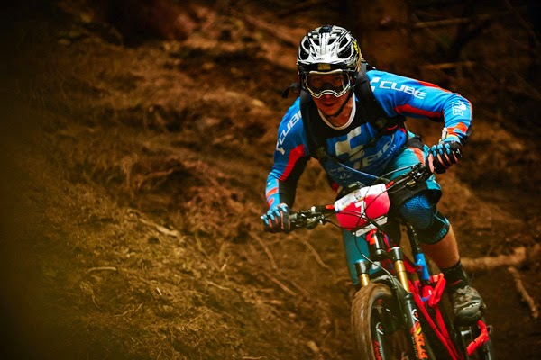 2014 Enduro World Series: Tweedlove Festival, Scotland - Day 2 Highlights