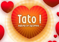 ♥..Mój Syn napisał - Kocham Cię Tato!