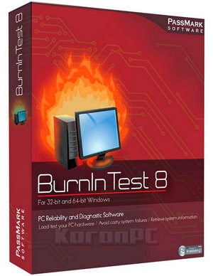 PassMark BurnInTest Pro 8.1 Build 1008 + Key