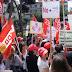 Organitza i participa activament a la vaga general 14N