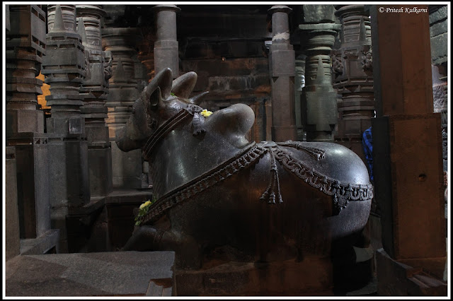 Idol of Nandi