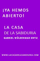 LA CASA DE LA SABIDURIA