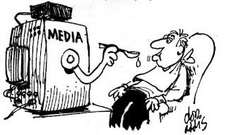 Controlled media? Media-spoonfeeding-cartoon